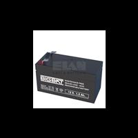 Bateria 1.2Ah 12V BIGBAT