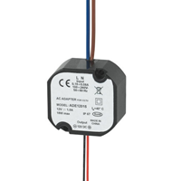 ADE12015-Fuente compacta para incrustar 12V 1.5A IP67 SEWOSY