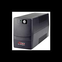SUPRA 1101 - 1100VA 4xSchuko LCD USB RJ45