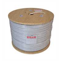 082275 - Cable RG59 Blanco+Aliment 2X0.75 (500M) ELAN