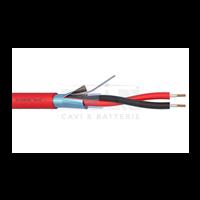 282801R-Cable Resistente al fuego 2x0.80 PH120LSZH 100M ELAN