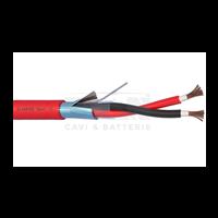 282101R-Cable Resistente al fuego 2x1.00 PH120LSZH 100M ELAN