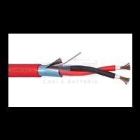 282151R-Cable Resistente al fuego 2x1.50 PH120LSZH 100M ELAN