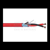032101R - Cable Fuego CPR 2x1.00 TW+SH 100M ELAN