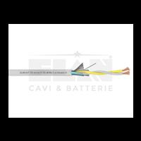 Cabo PORTEIRO PVC 2x1.0 100 Metros ELAN