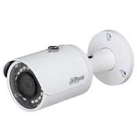 Tubular IP 4MP Lente 3.6 mm PoE DAHUA