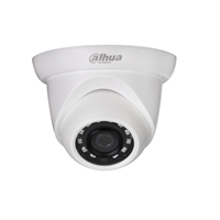 Dome IP 2MP Lente 2.8mm PoE DAHUA