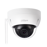 Dome IP 3MP Lente 3.6mm Wi-Fi DAHUA