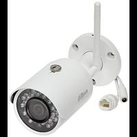 Tubular IP 3MP Lente 3.6mm PoE DAHUA