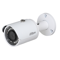 Tubular IP 5MP Lente 2.8 mm PoE DAHUA