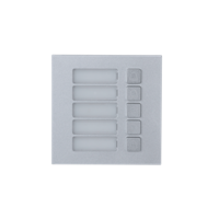 Módulo 5 Botões DHI-VTO4202F-MB5