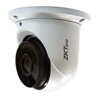 Dome IP 5MP 3,6mm ZKTECO