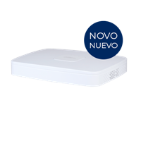 NVR 8CH 8MP 8PoE WizSense NVR2108-8P-I
