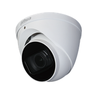 Domo HDW1200T-Z-A 1080P Mtrz. 2.7-12mm Eyeball IR60M DAHUA