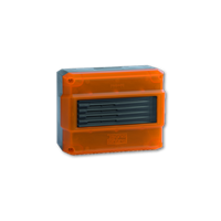 Sirene Acústica Luminosa Gás TECNOCONTROL
