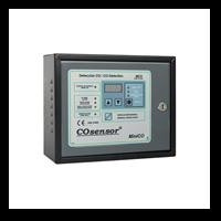 Central CO 1Z c/baterías Hasta 20 Det. MCO120DVBPOR COFEM