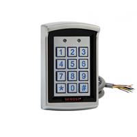 KR1000 - Teclado de Metal 12V y 24V IP65 SEWOSY