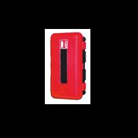 Caixa PVC Vermelha para Extintor 6KG