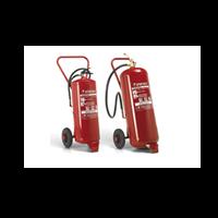 Extintor 50Kg Pó ABC com Carro