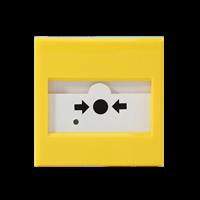 Botoneira Convencional - Amarela