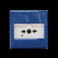 Botoneira Convencional - Azul