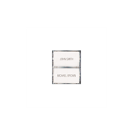 2 Botões para Módulo Áudio CA9210 COMELIT