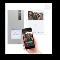 Kit Quadra Mini HF Wi-Fi 8451V COMELIT