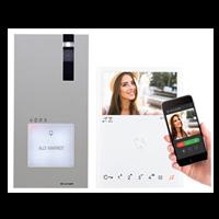 Kit Quadra Mini Alta Voz IP Wi-Fi 8561V COMELIT