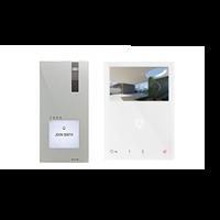 Kit Mini-Quadra Touch Alta-Voz Z005 8461V COMELIT