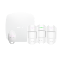 AJAX KIT 3 HUB WHITE