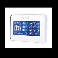KP160 PG2 - TECLADO TÁCTIL LCD PG2 VÍA RADIO VISONIC