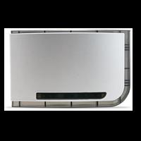 Sirene Exterior XTEC CINZA/PRETA G3