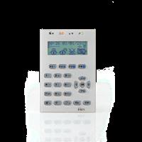 Teclado LCD Branco INIM