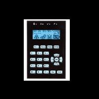 Teclado LCD Preto INIM