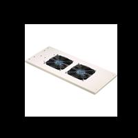 Placa de ventilação c/2 ventiladores