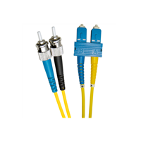 EXCEL OS2 3M SC-ST DUPLEX PATCH LEAD 9/125