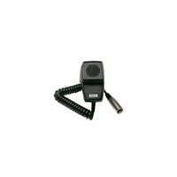 Microfone unidirecional com botão,cabo 1,5m