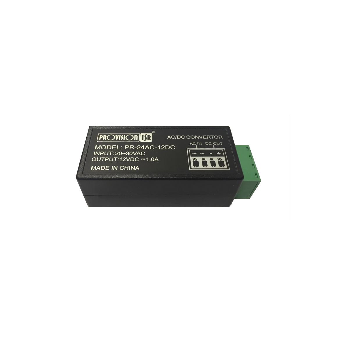 Conversor 20-30V AC para 12V DC
