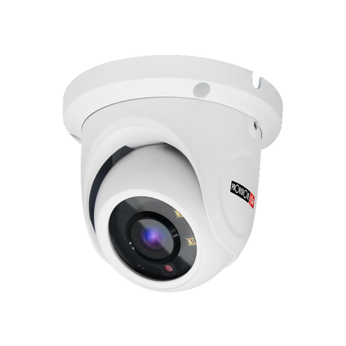 Dome IP 2MP 3.6mm IR15m DI-390IPS36