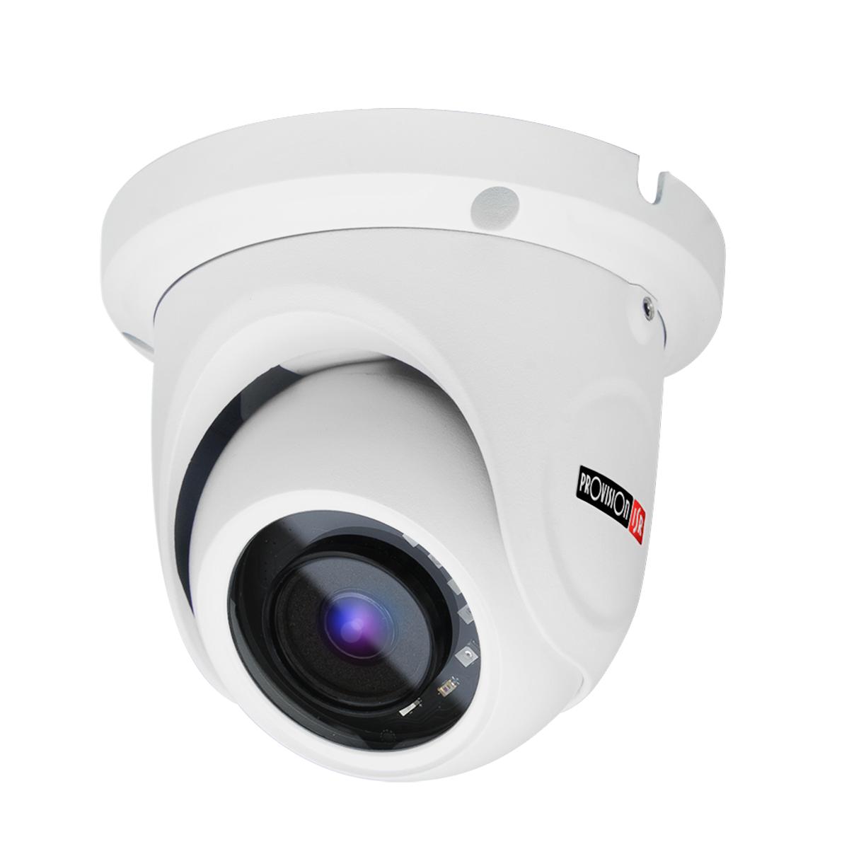 Dome IP 3MP  3.6mm IR25m DI-330IPS36
