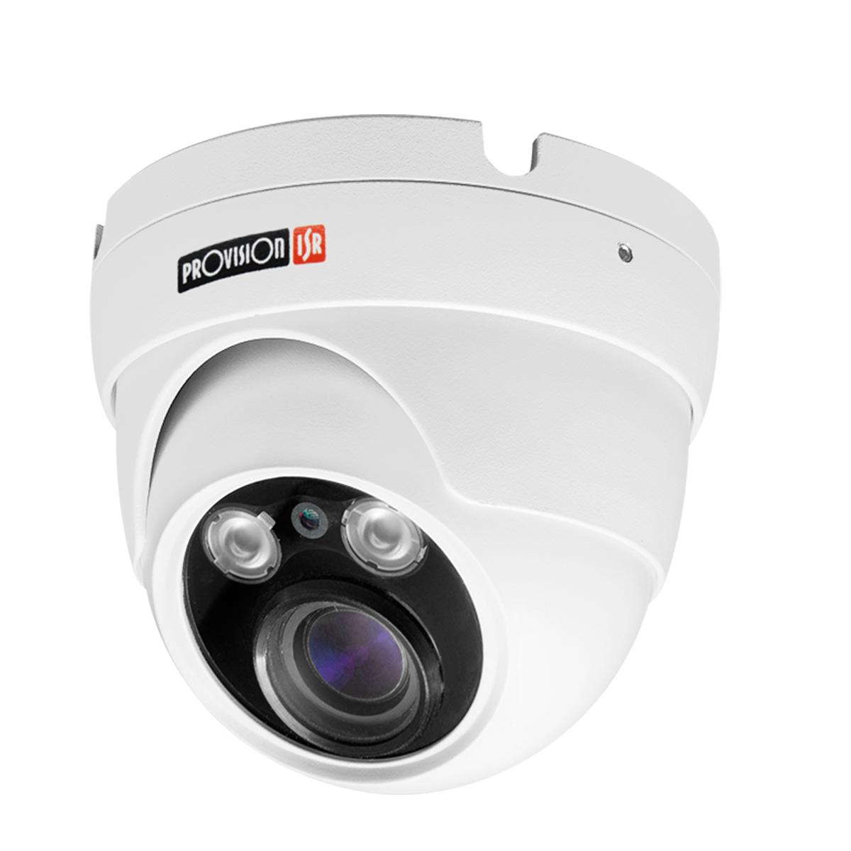 Dome IP 2MP 2.8-12mm IR25m DI-390IPA36+