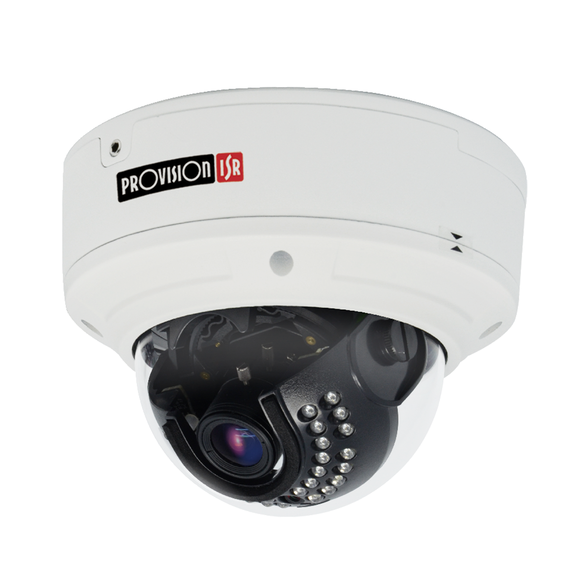 Dome IP 2MP 3.3-12mm IR25m DAI-390IP5MVF