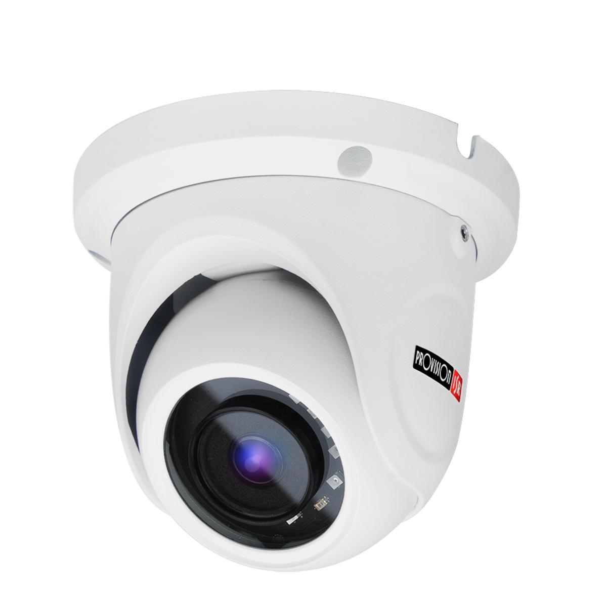 Dome IP 5MP 3.6mm IR15m DI-250IP536