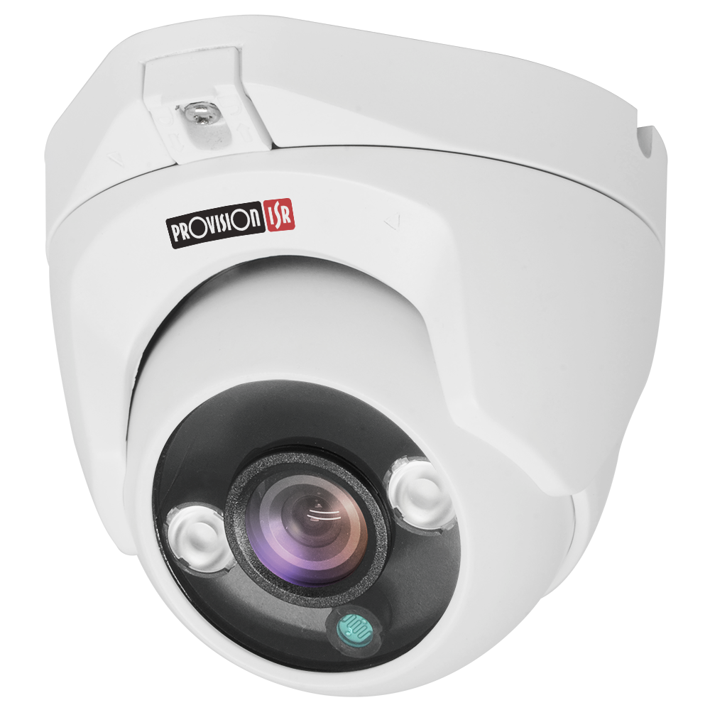 Dome 5MP 2.8mm IR20m DI-350A28