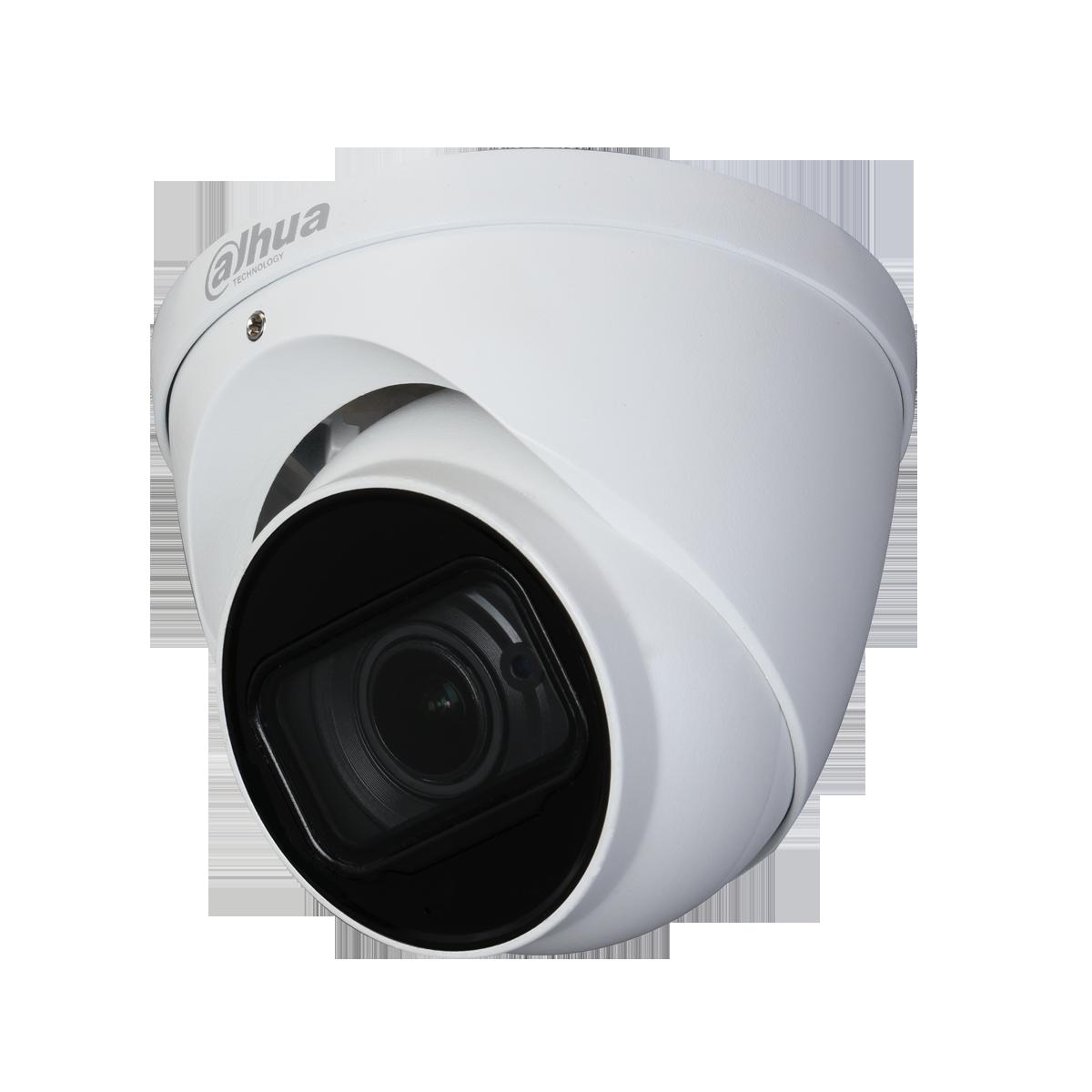 Dome 8MP 4K HDCVI 3.7-11mm HDW2802T-Z-A