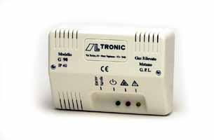 Detetor Gás 220V Autónomo ALLTRONIC
