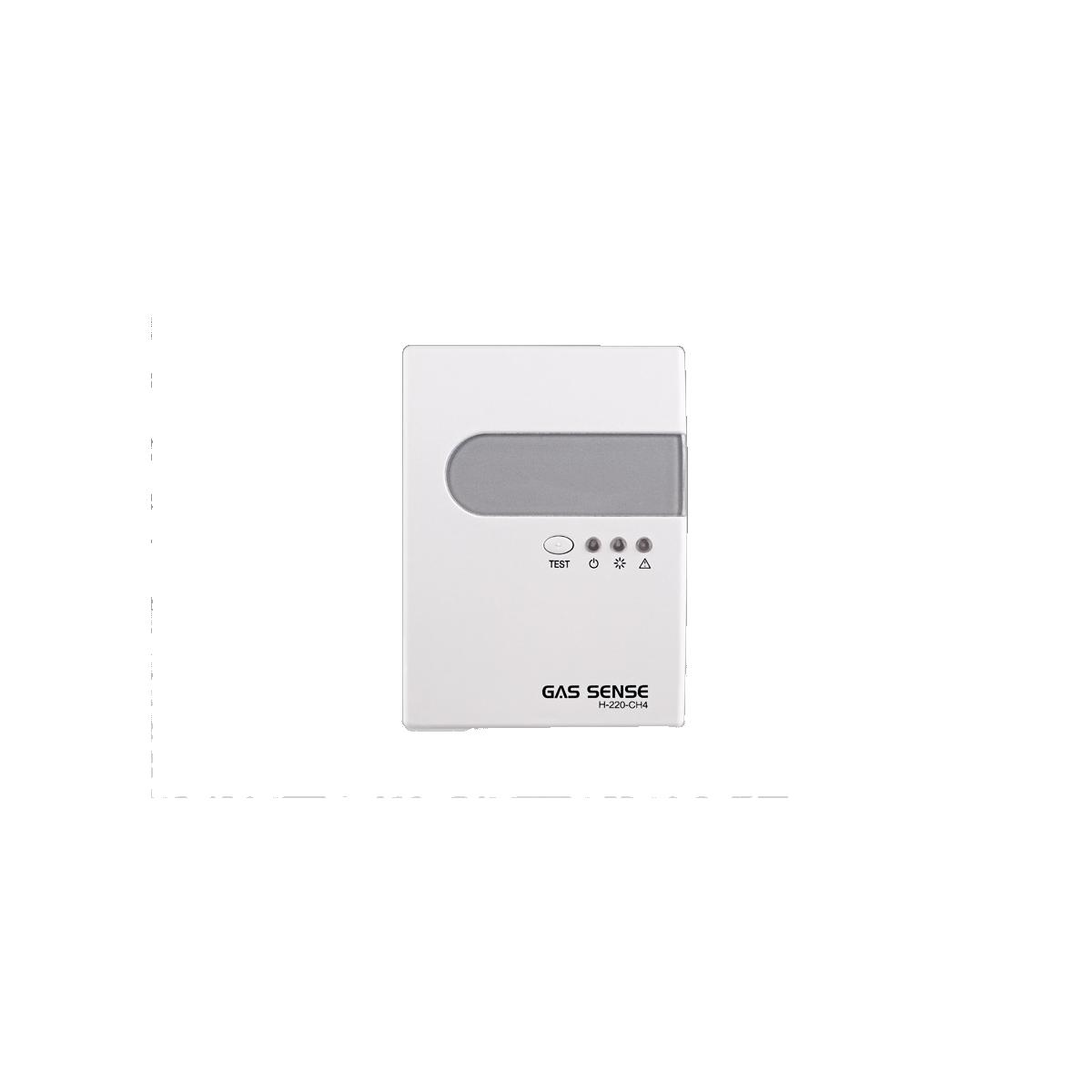 Detector Gás Autónomo CO+GAS NATURAL 220V