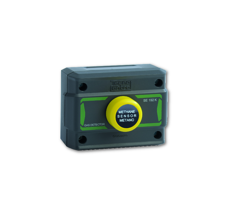 Detetor Gás Metano 4-20mA TECNOCONTROL