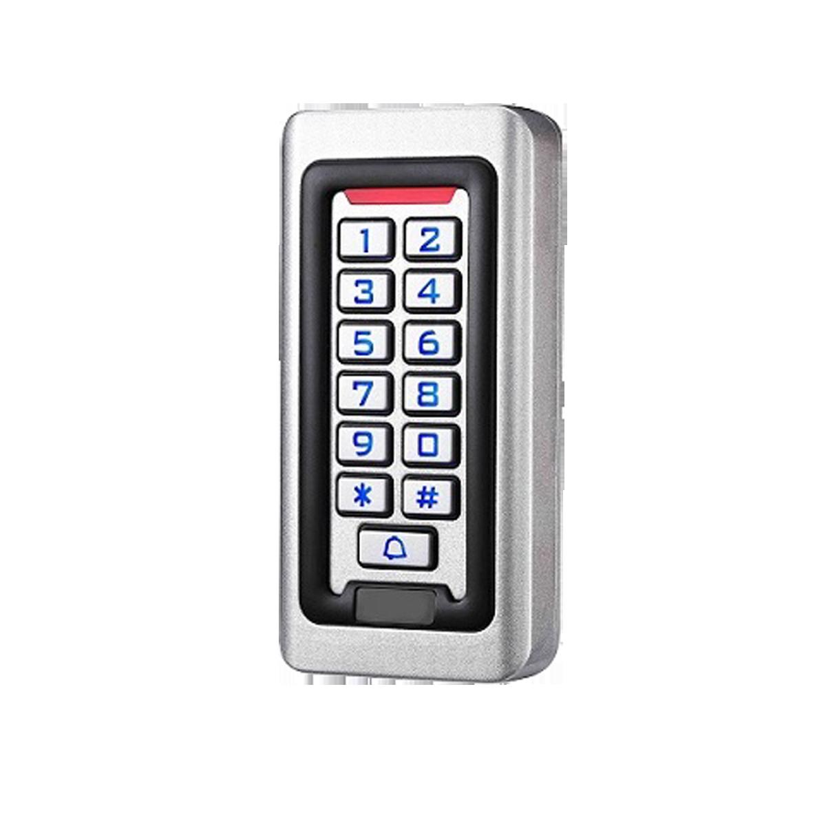 Teclado IP66 Leitor Cartões GS ACCESS