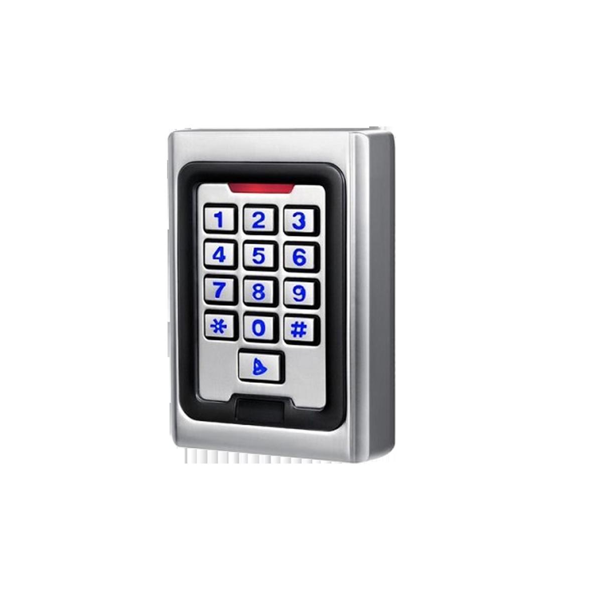 Teclado IP68 Leitor Cartões GA ACCESS